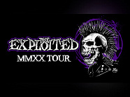 The Exploited. MMXX TOUR.